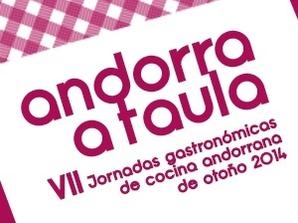 Jornadas gastronómicas Andorra a Taula