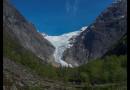 Visita al glaciar de Briksdal en Noruega