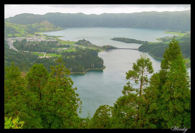 El impresionante Lago de las Siete Ciudades
