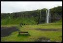 Mi cascada favorita de Islandia Seljalandsfoss