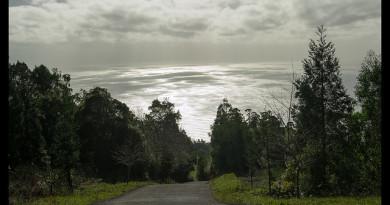Camino del Lago de Furnas