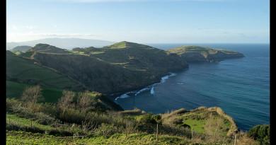 Mirador de Santa Iria en Azores