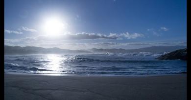La playa de Ribeira Grande