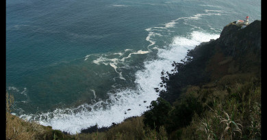 Nuestra aventura en el Faro de Nordeste - Faro Ponta do Arnel