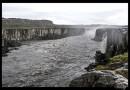 Lluvia en cascada Selfoss