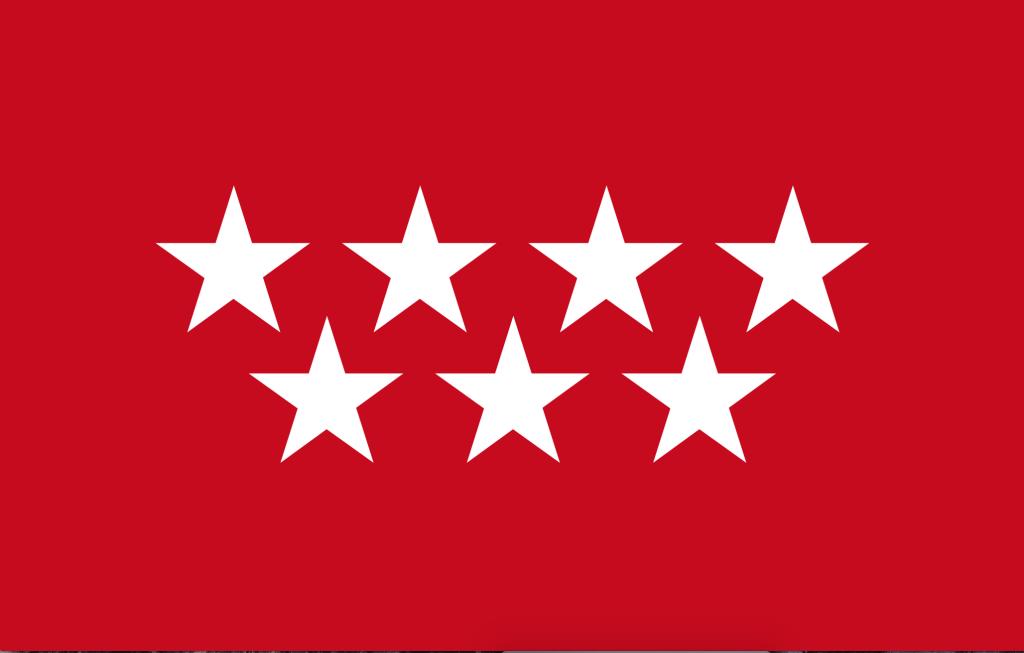 Por qué las siete estrellas en la bandera de la Comunidad de Madrid