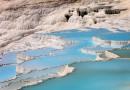 Purificar el cuerpo Cascadas Blancas en Turquía