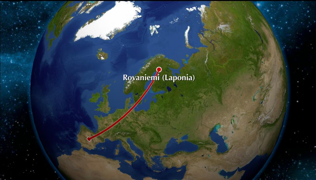 Viajamos Laponia