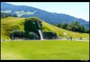 Cueva de cristales de Swarovski en Austria