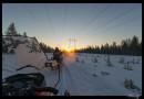 Laponia día 3: motos de nieve, renos y pueblo de Papá Noel
