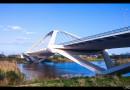 Puente Nelson Mandela en Barcelona
