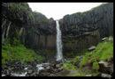 Islandia día 3: Vík, Eldhraun, Skaftafellsjökull, Svartifoss, Jökulsárlon