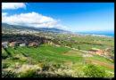 Tenerife día 1: Valle de la Orotava, Mirador de Humboldt, Mirador de Mataznos