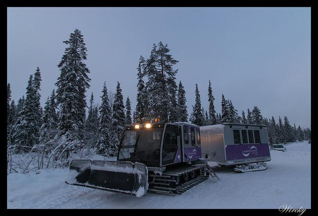 Laponia día 6: iglú de cristal, mina de amatistas y sauna finlandesa