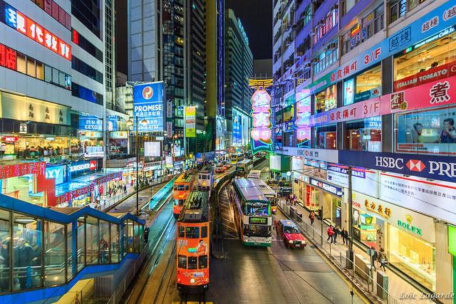 Preparativos para viajar a Hong Kong