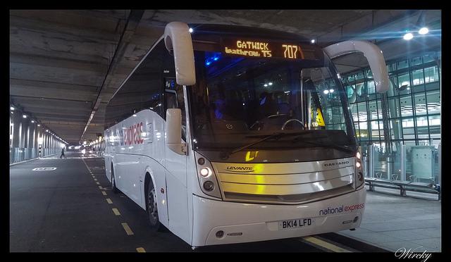 Autobús National Express