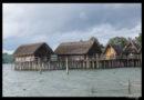 Los palafitos de Unteruhldingen a orillas del lago Constanza