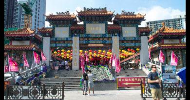 Templo Wong Tai Sin, el más importante de Hong Kong