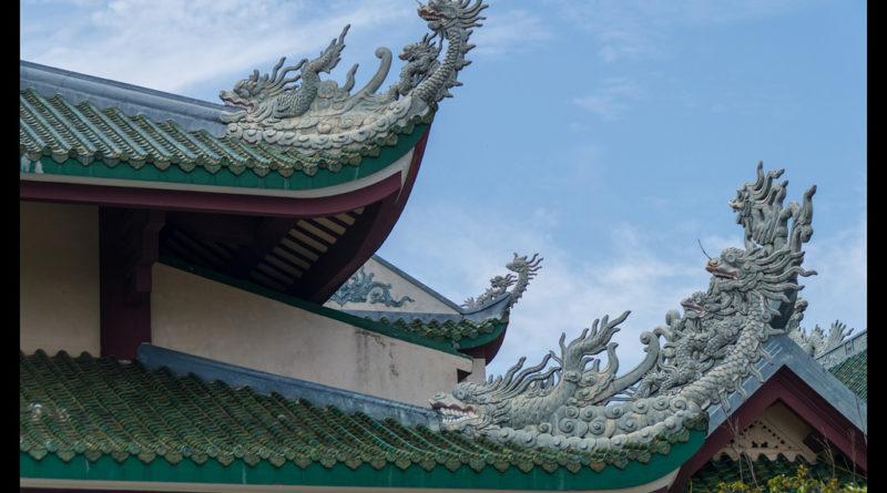La pagoda Linh Ung y Lady Buda, el centro budista de Da Nang