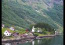 Ruta del viaje por los fiordos noruegos de ocho días