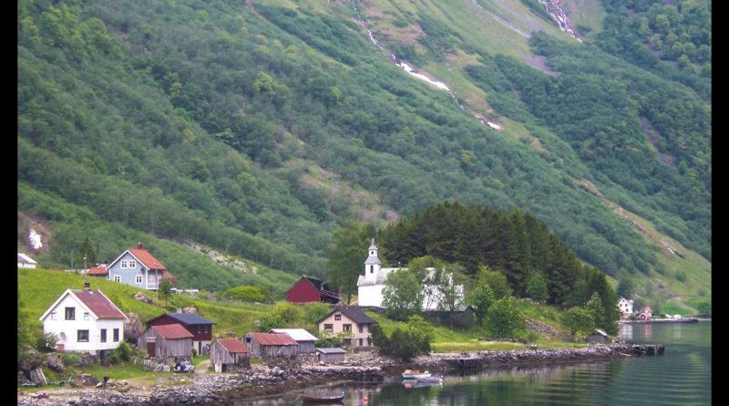 Ruta viaje fiordos noruegos