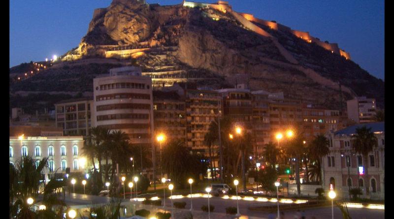 Letra himno de Alicante