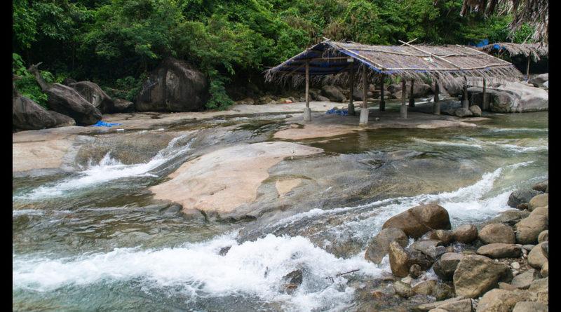Suoi Voi, fuentes termales de Vietnam con forma de elefante
