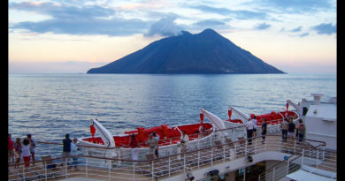 Crucero por el Mediterráneo: mi experiencia