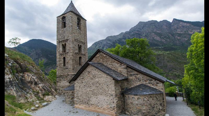 Conjunto románico del Valle de Boí