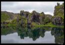 Islandia día 7: región Vesturland, fuente termal, cascadas Hraunfossar y Barnafoss