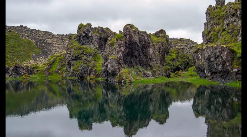 Islandia Grundarfjordur Deildartunguhver Hraunfossar Barnafoss