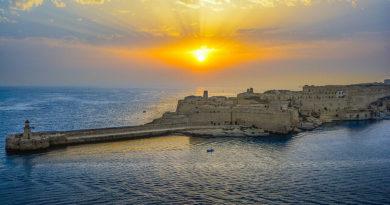 Preparativos para viajar a Malta
