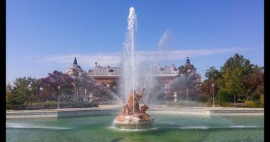 Aranjuez ciudad real Madrid