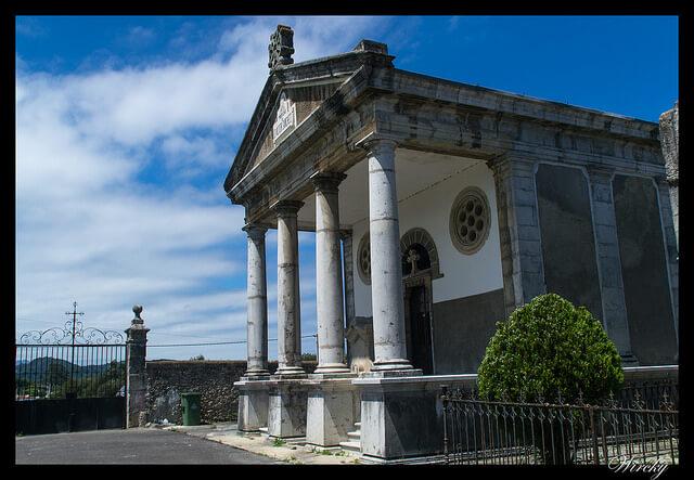 Cementerio indiano de Santa María de Colombres