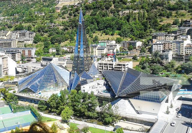 Balnearios y spas de Andorra